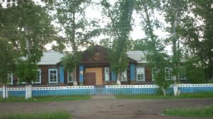 Самойловская средняя школа